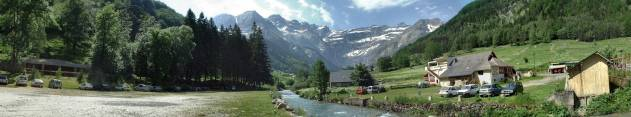 Tourisme et grands sites : Gavarnie