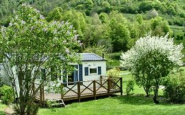 location mobil-home Pyr�n�es, h�bergement mobile home hautes-Pyr�n�es